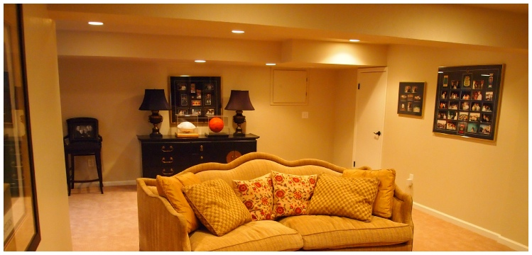 Living Area Remodels